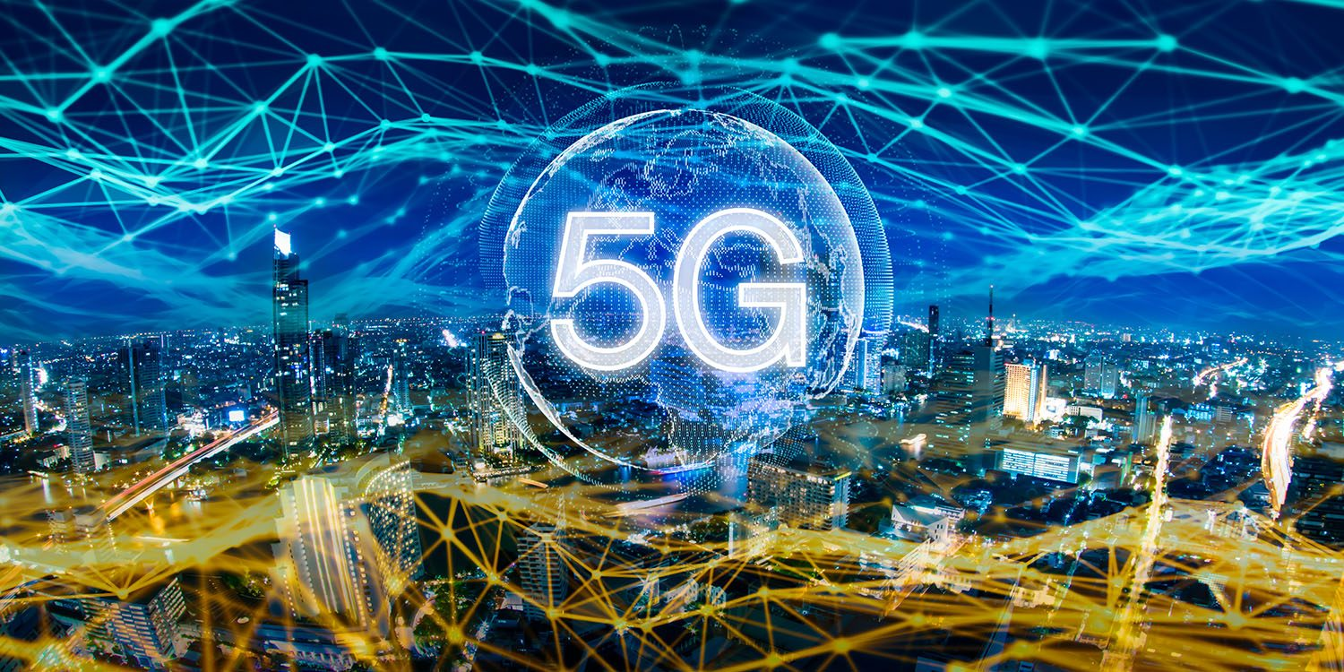 5G Radiation Network