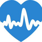 Improved heart rate due to radiation protection